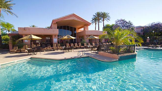 Scottsdale Villa Mirage Resort Timeshare Vacation Rentals
