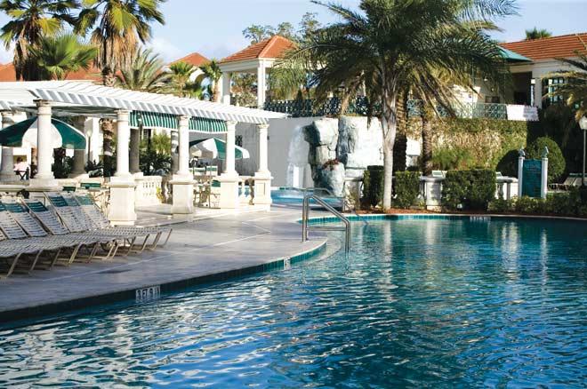 Wyndham Resorts Orlando Star Island