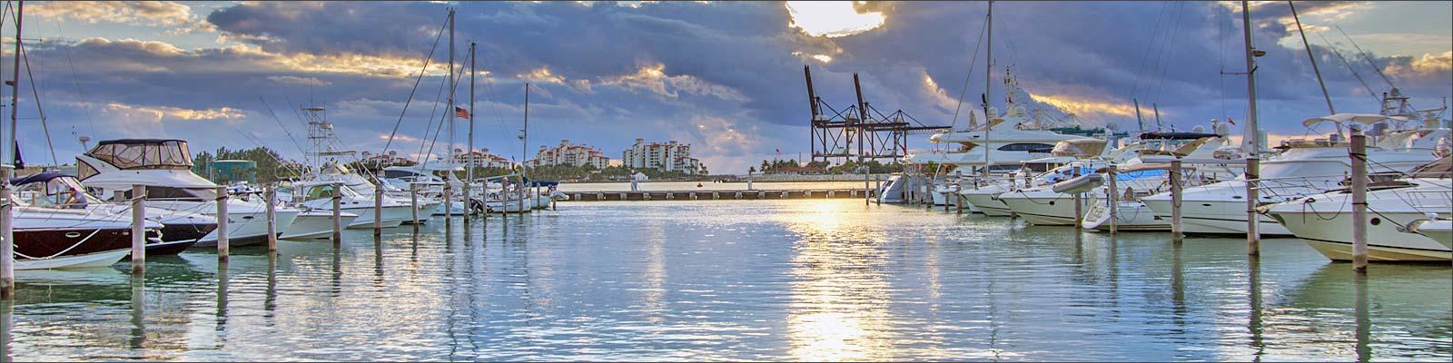 Miami-boats