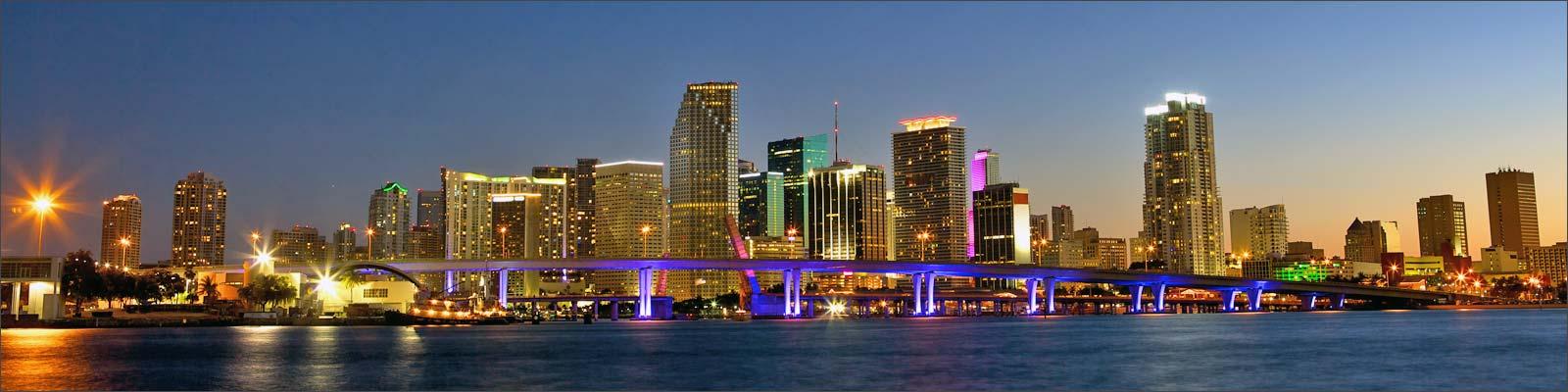 Miami-dusk